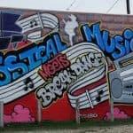 Where in Houston? Washington Ave. near Hemphill St!