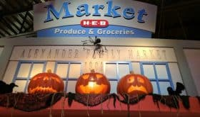 Halloween Montster Mayhem at the Children's Museum of Houston… Now through October 31, 2018!