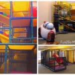 Free Indoor Playground at Humble First Baptist