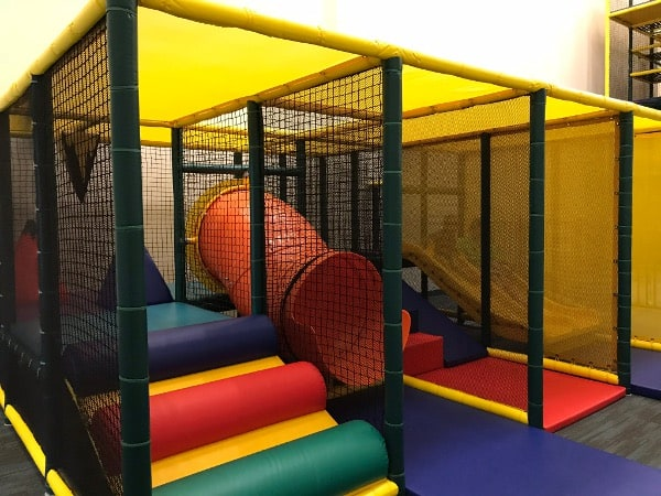 Humble Baptist Church Playplace