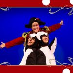 Give Away:  Family Four-Pack of Thanksgiving week tickets to Mr. Popper's Penguins at Main Street Theater