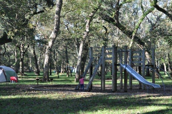 Brazos Bend State Park Playground