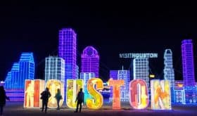 Video: Favorite Things to Do in Houston, with Kids, December 6-11, 2018!