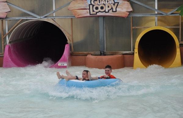 Schlitterbahn Indoor Water Park Galvston