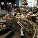 Trains Over Texas at the Houston Museum of Natural Science 2018!