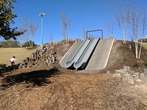 Evelyns Park Houston Playground