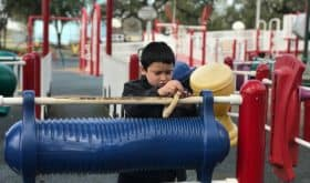 A Playground for All at League Park!