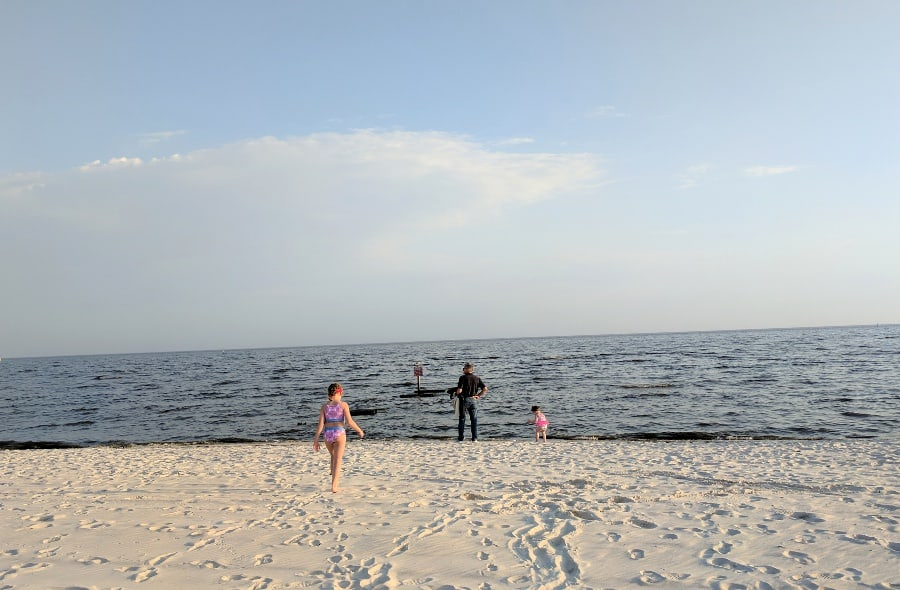 What to see between Houston and Pensacola Beach... Biloxi