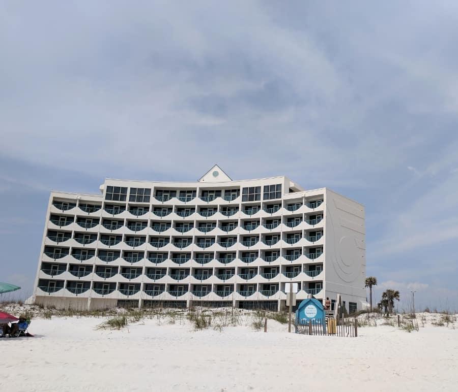 Holiday Inn Pensacola Beach