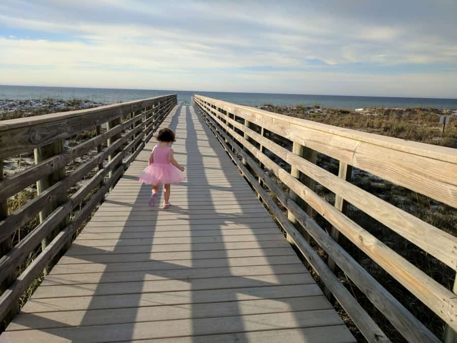 Where to stop between Houston and Pensacola Beach