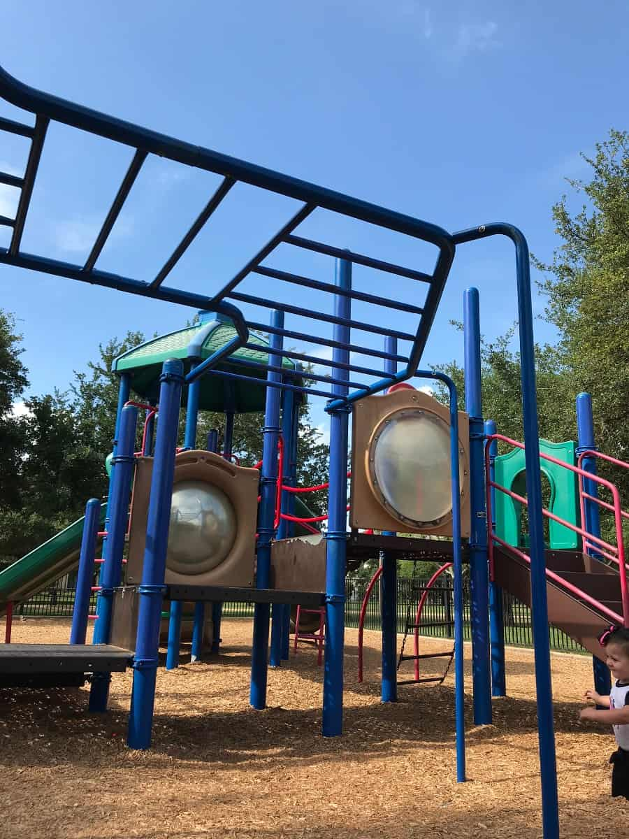 Playground at Park