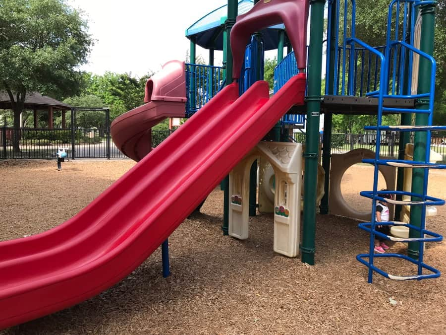 Ray Miller Park Slides