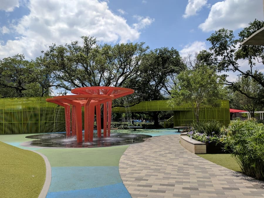 Levy Park Playground