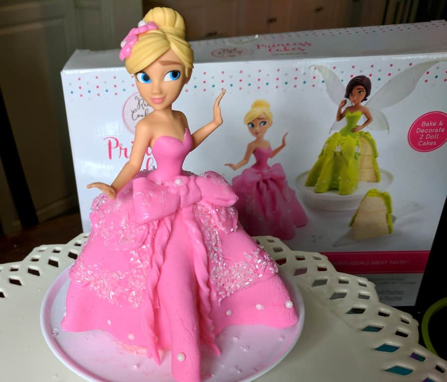 Prime Make An Amazing Princess Cake Its Easy With Real Cooking Funny Birthday Cards Online Aboleapandamsfinfo