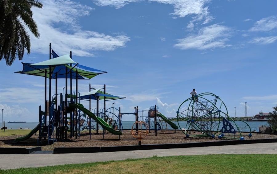 Seawolf Park Playground