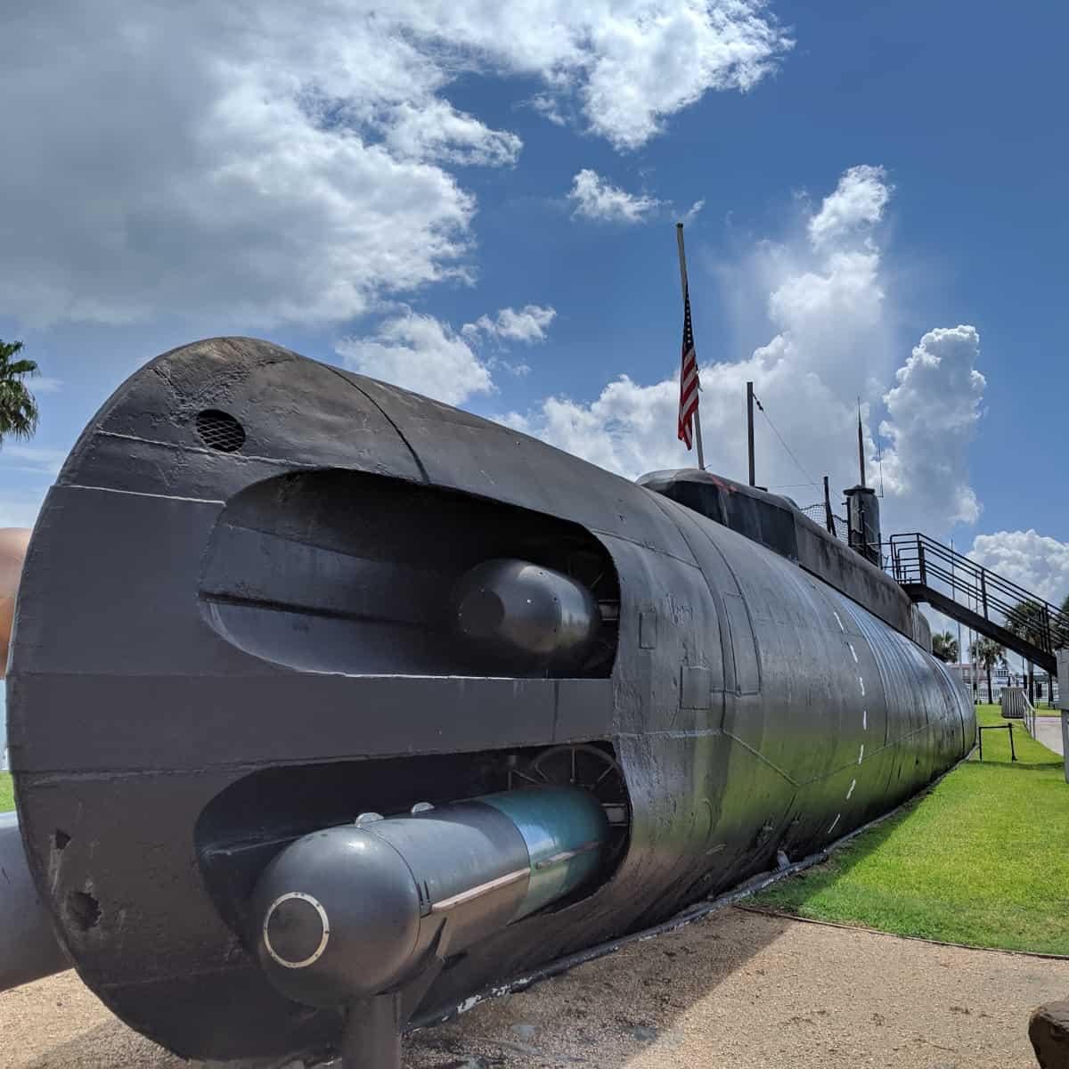 Seawolf Park Submarine
