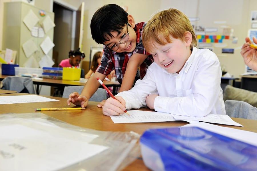 Houston Rainard School Gifted Learners