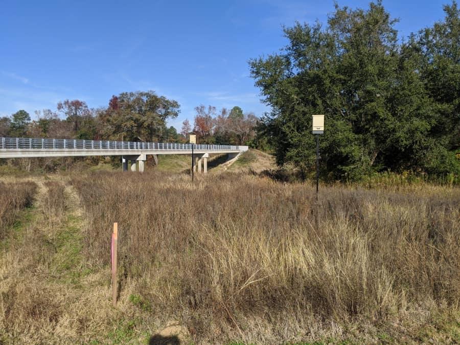 Kickerillo Park Bridge