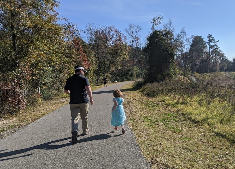 Kickerillo Park Trail