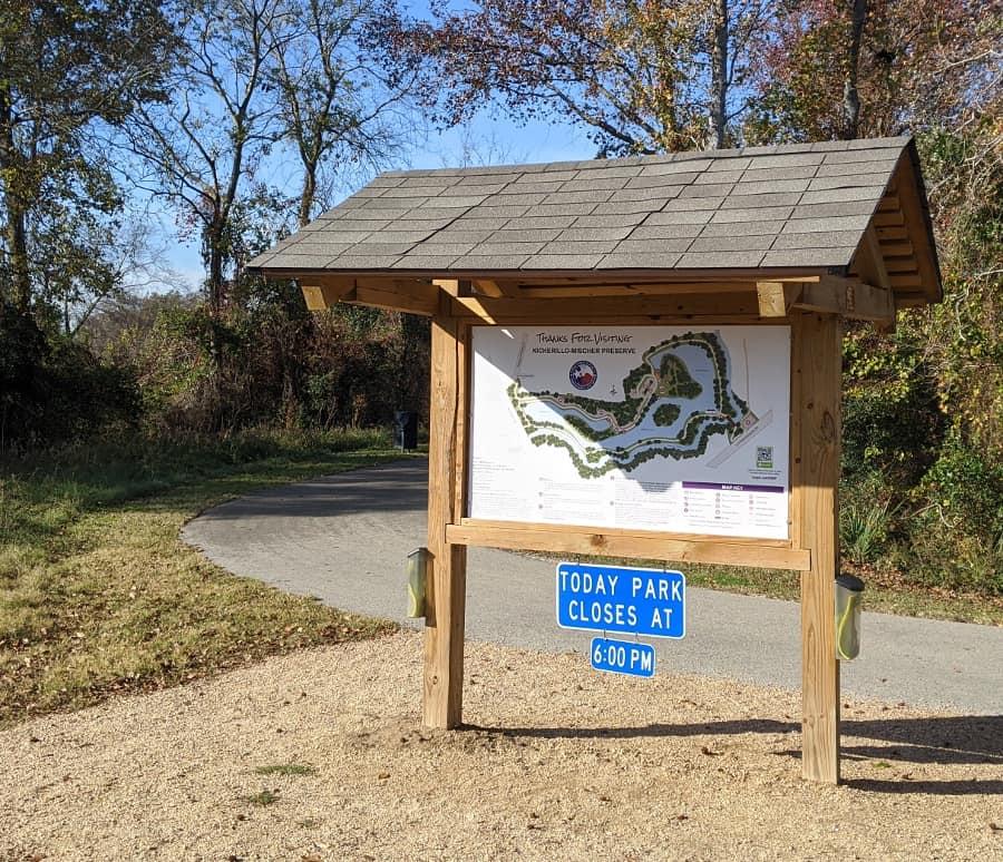 Kickerillo Park Map