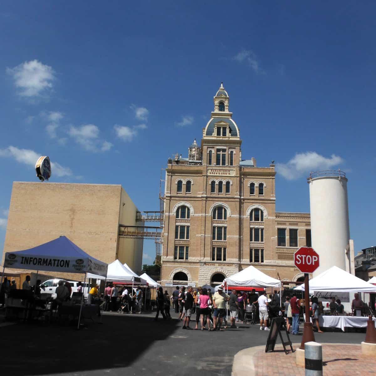 San Antonio Pearl Brewery