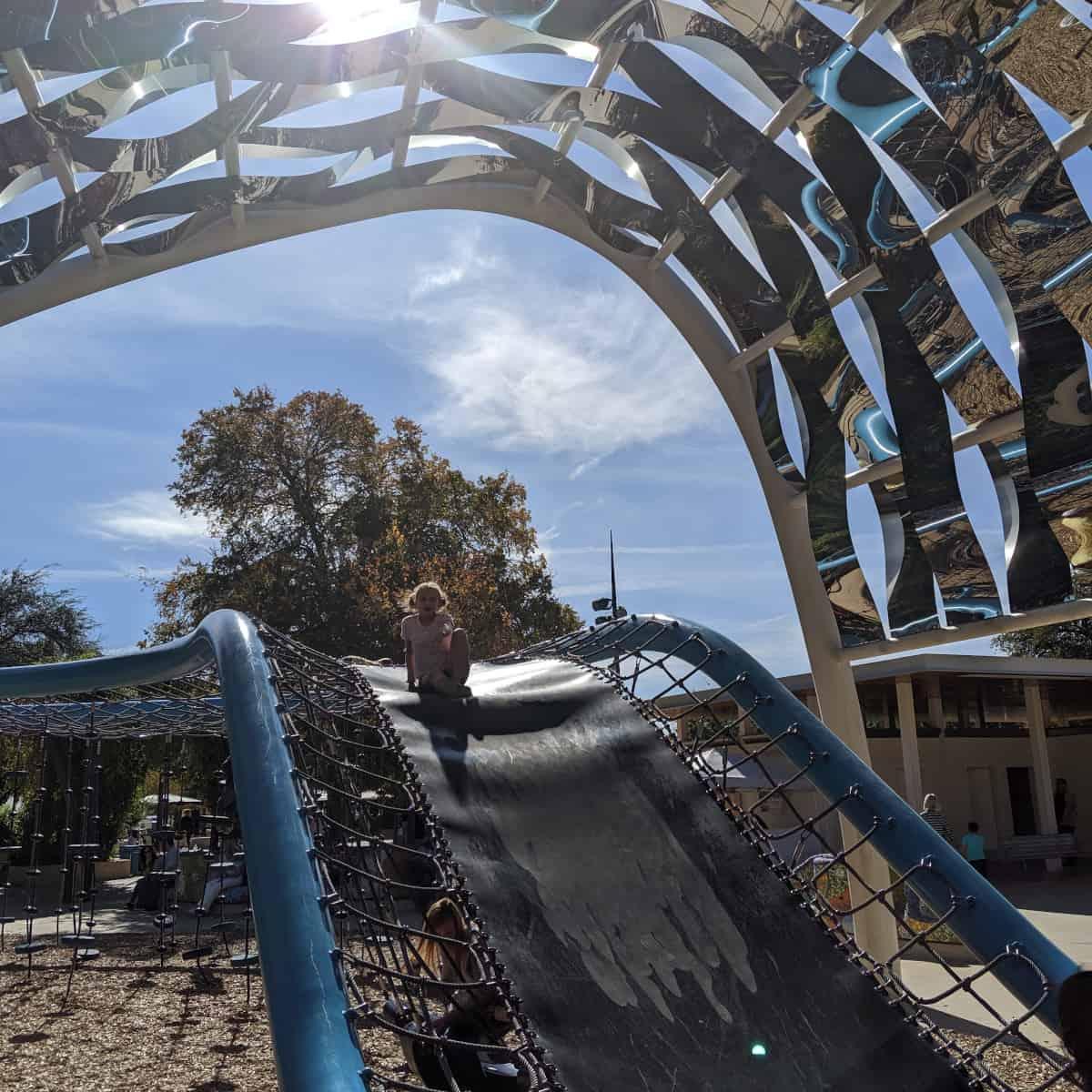 San Antonio Hemisfair Park Playground