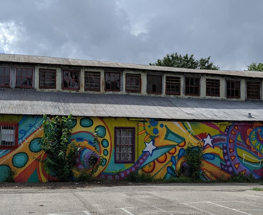 The Creative Flow Mural
