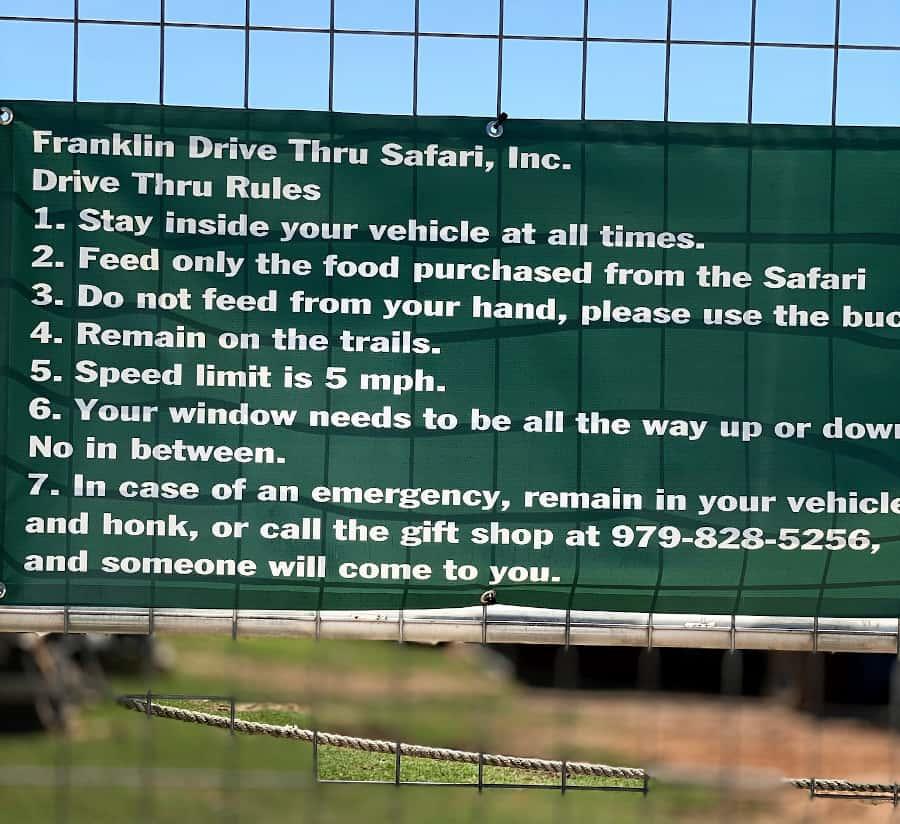 Franklin Safari