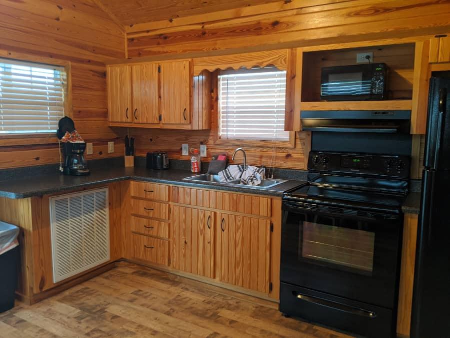 Glamping Cabins at Splashway