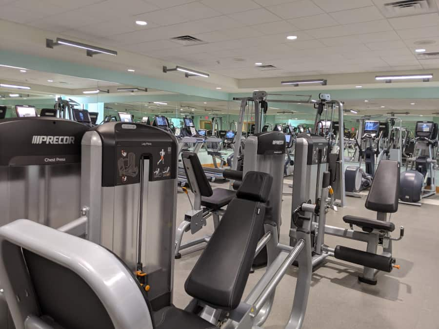 Margaritaville Lake Conroe Fitness Center