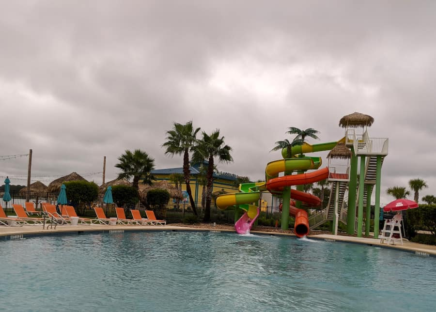 Margaritaville Lake Conroe Staycation