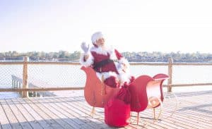 Breakfast with Santa at Margaritaville Lake Conroe