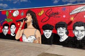Selena Mural Houston