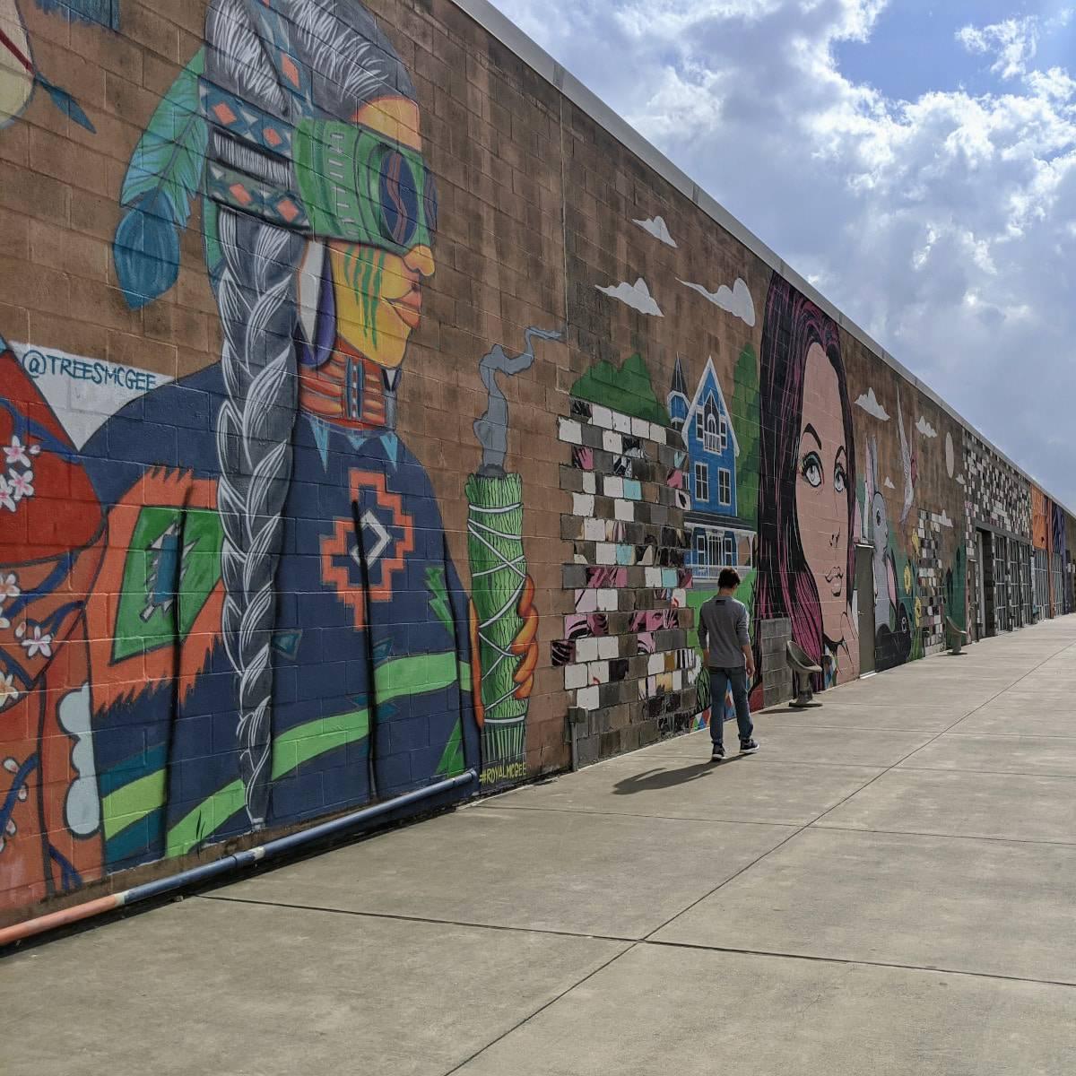 Art Alley Houston