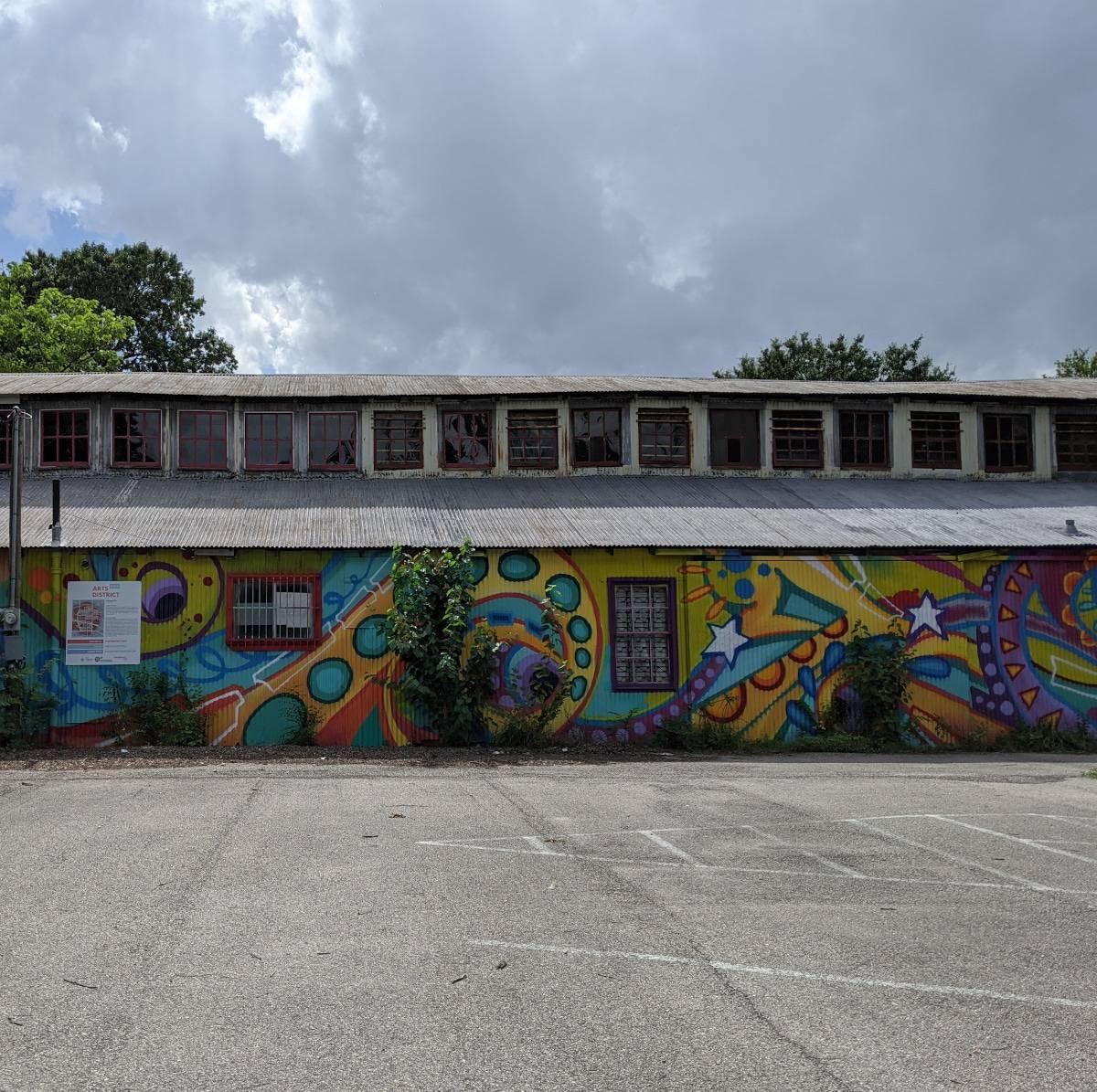 Creative Flow Mural