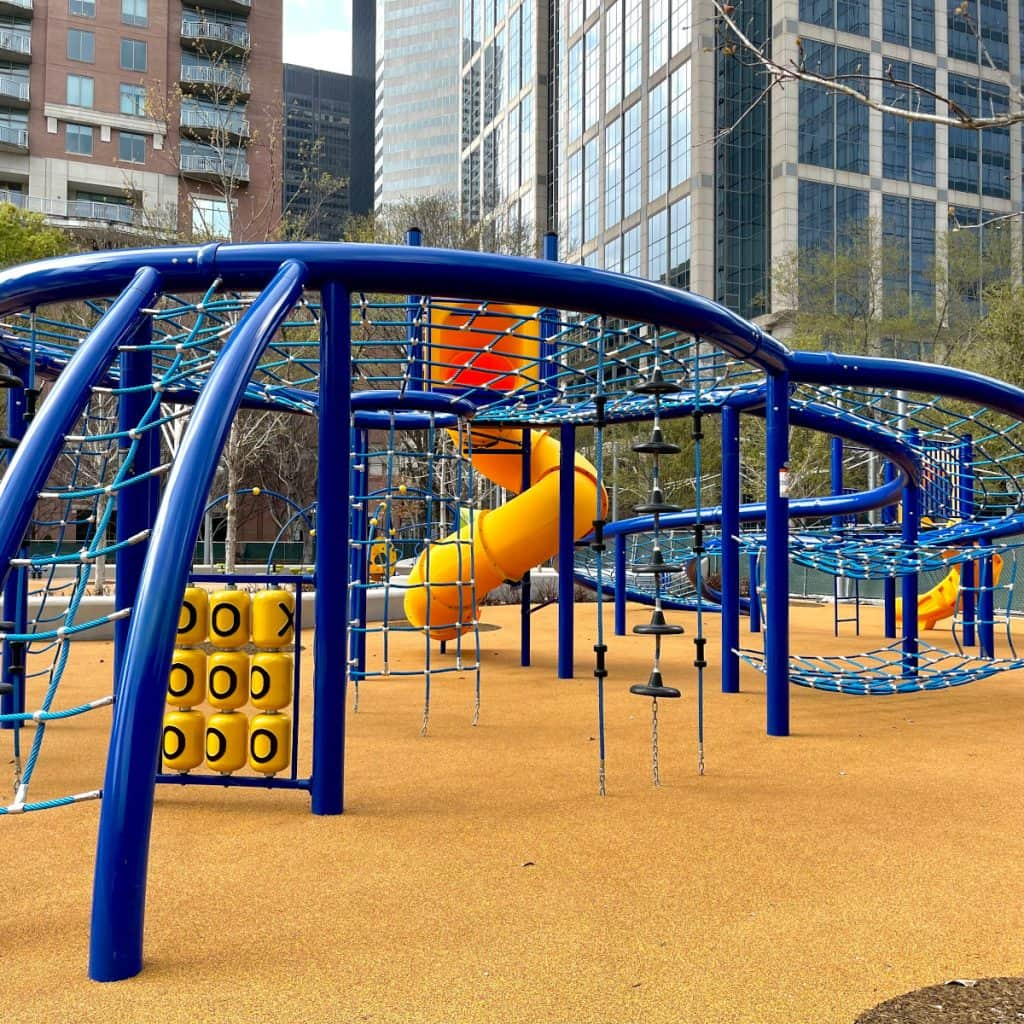 Discovery Green Playground