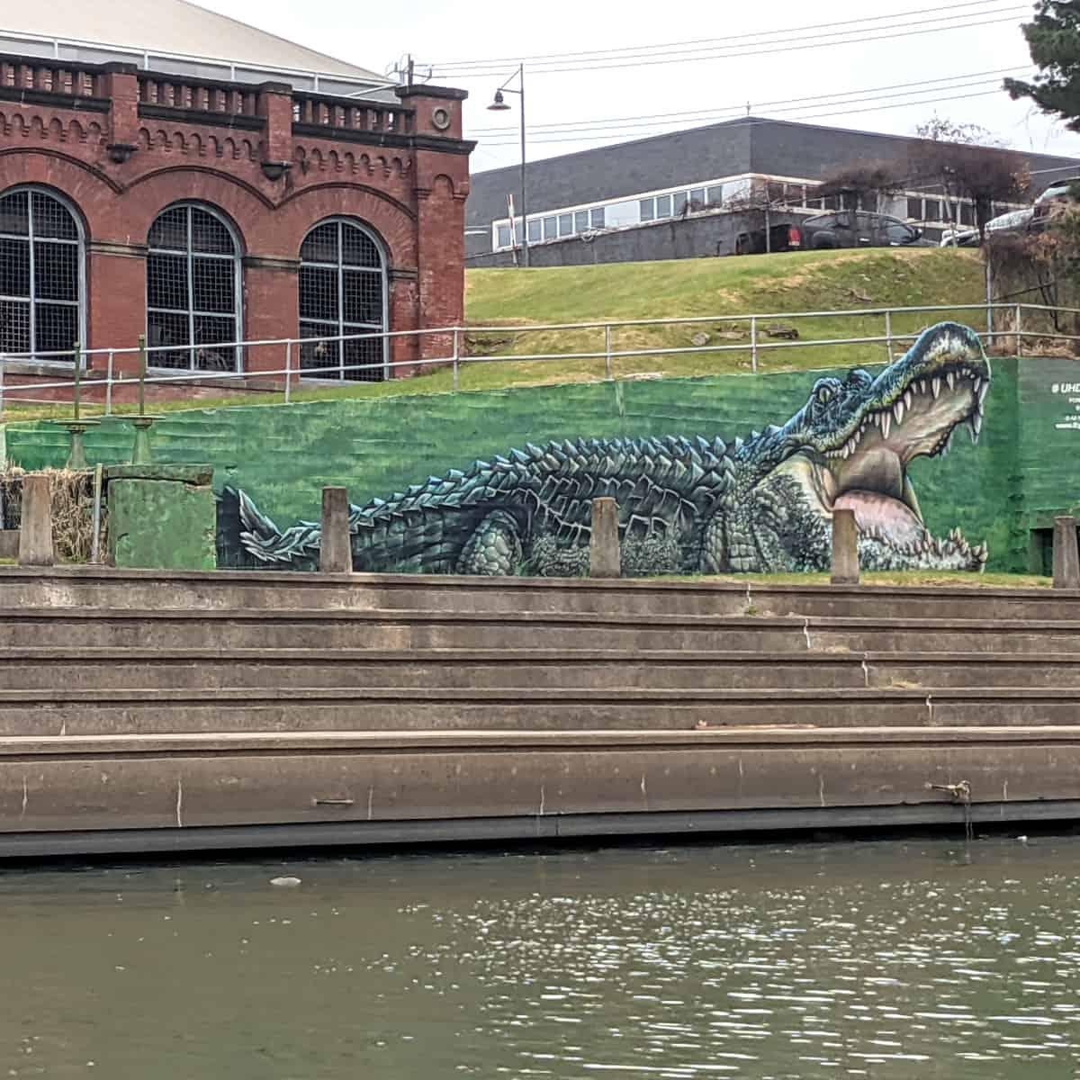 UHD Gator Wall