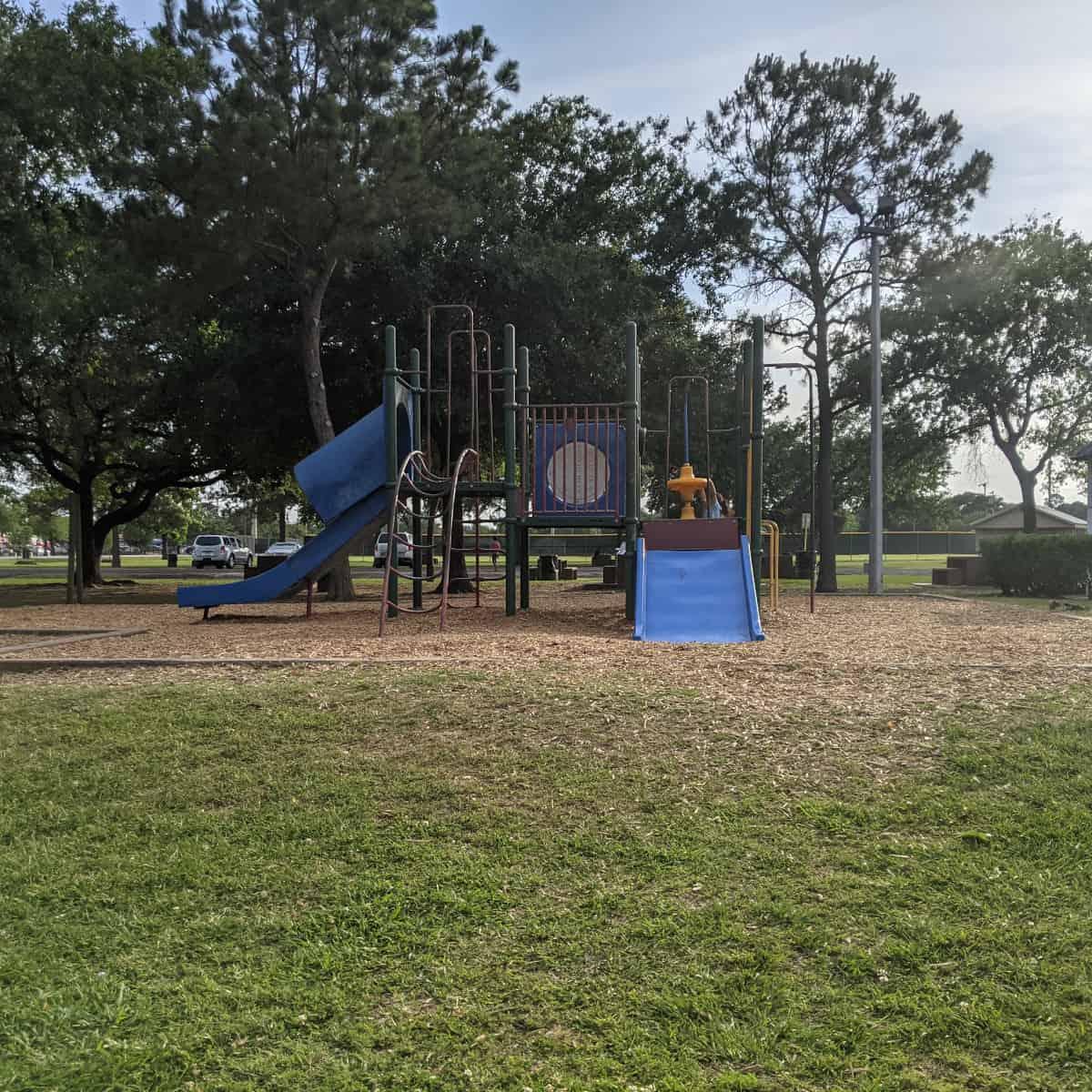 Bayland Park Small Playground