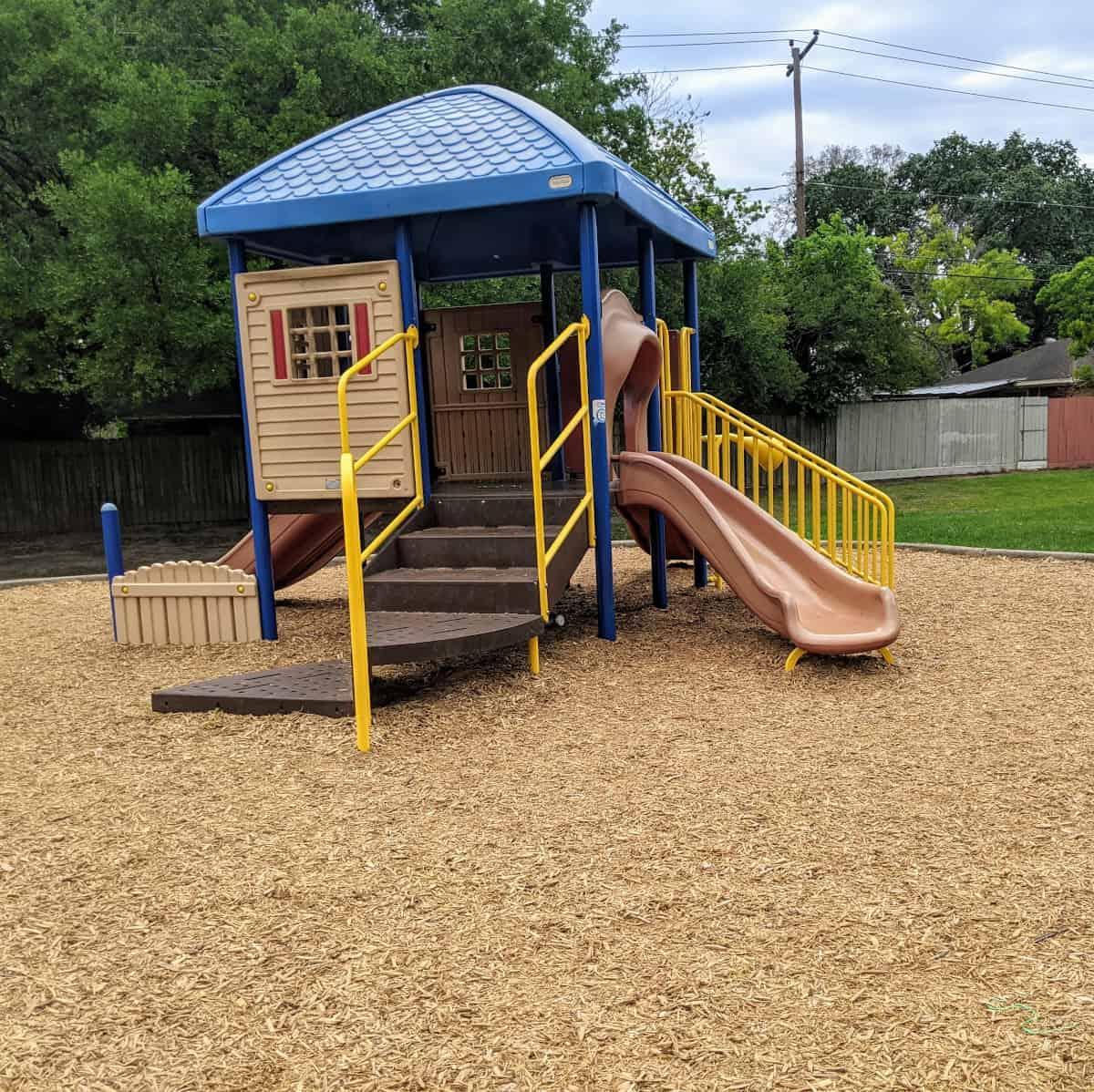Bayland Park Toddler Playground