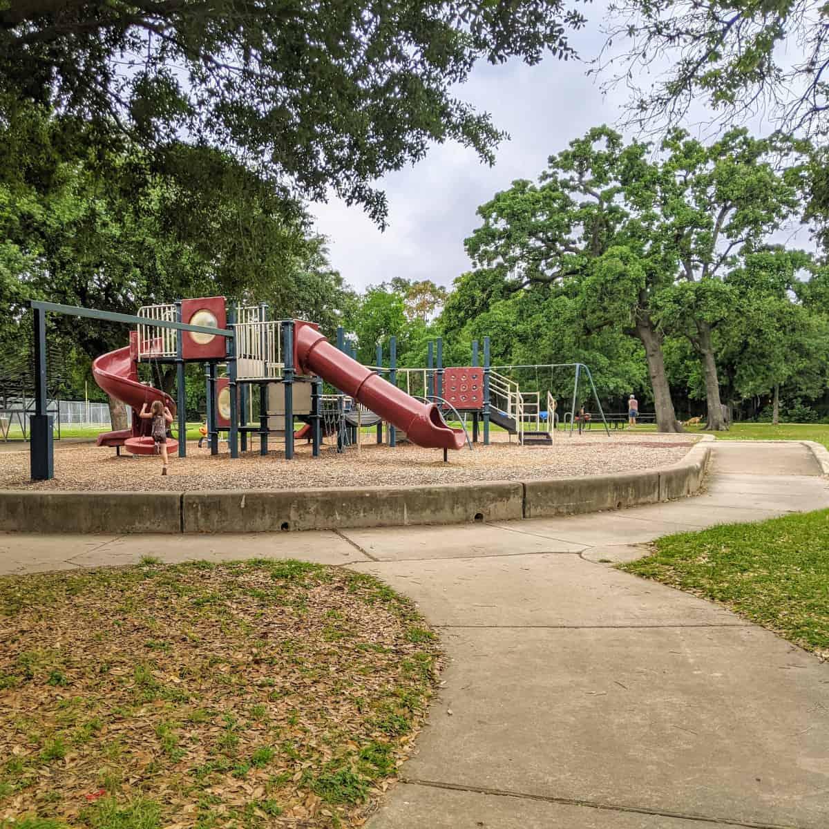 Cleveland Park Playground