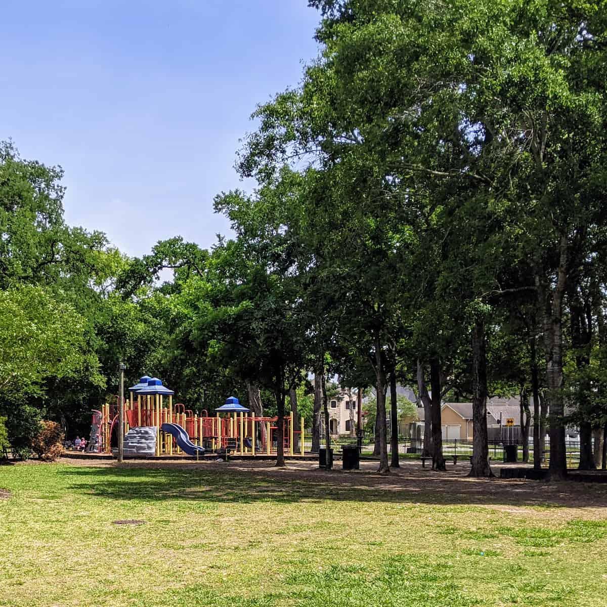 Evergreen Park Playground