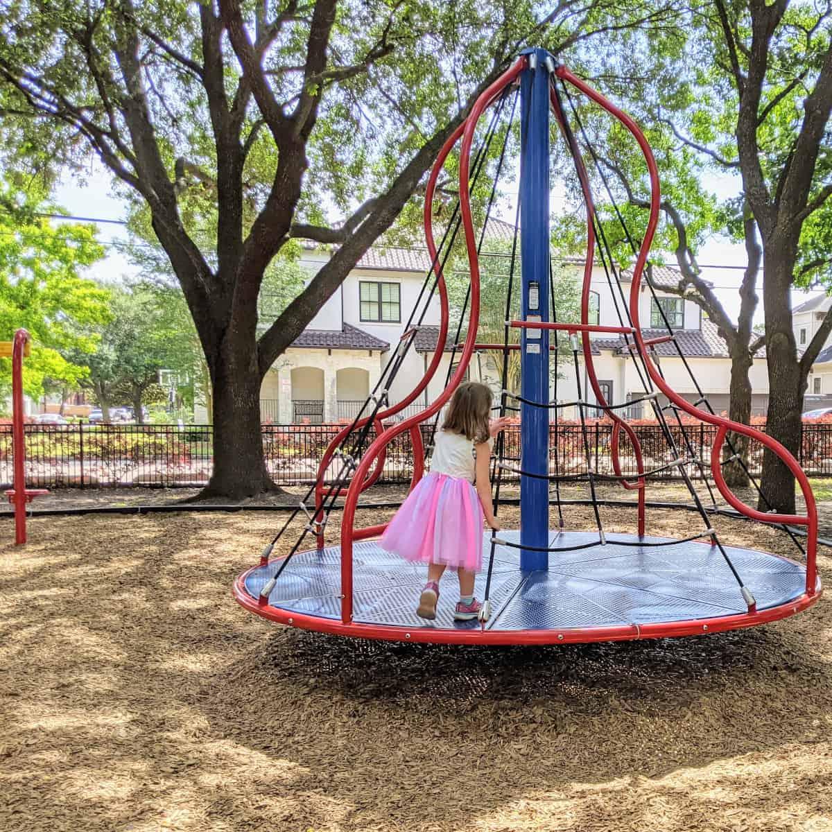 Feld Park Spinner