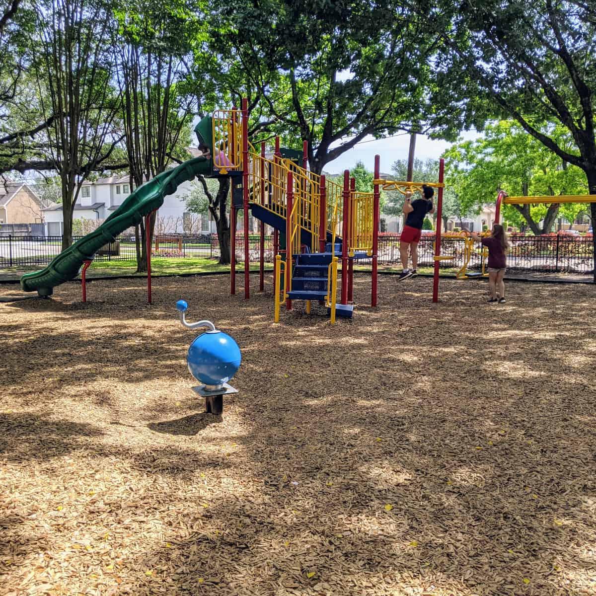 Feld Park Music Box and Playground