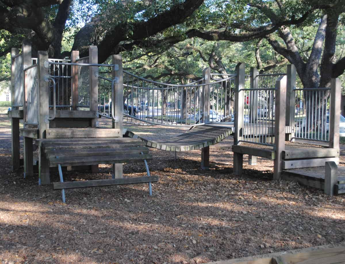 Fleming Park Smaller Playground