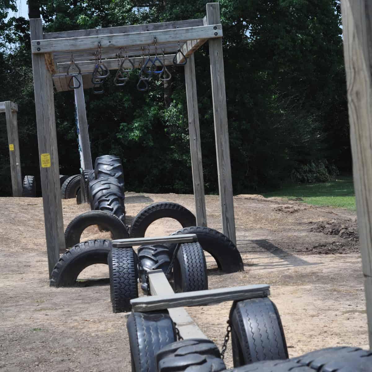 Jerry Matheson Park Tire Course