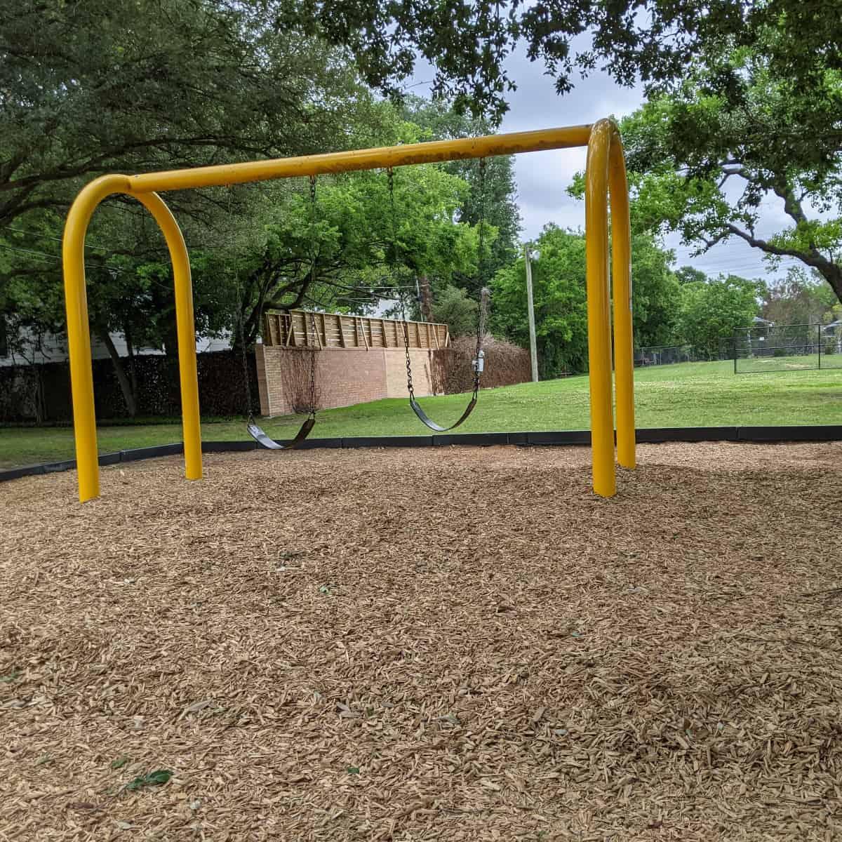 Lafayette Park Swings