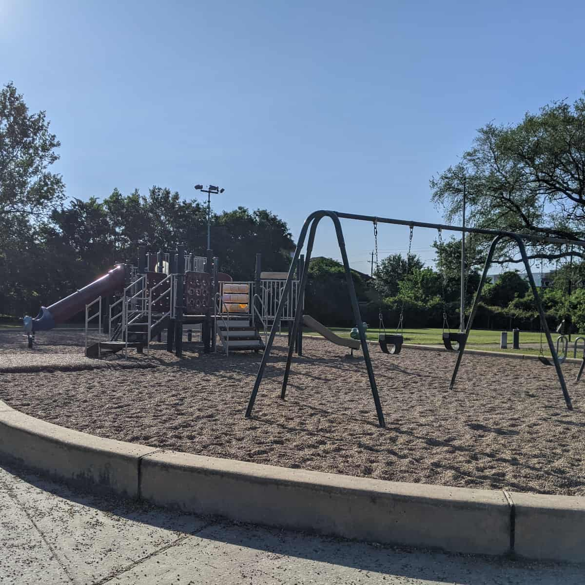 Lawrence Park Swings and Playground