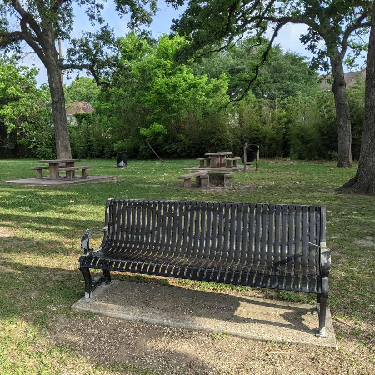 Milroy Park Picnic Area