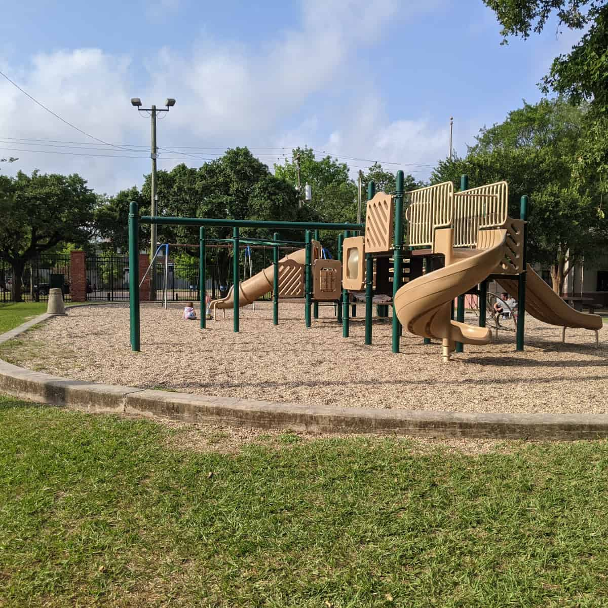Milroy Park Playground