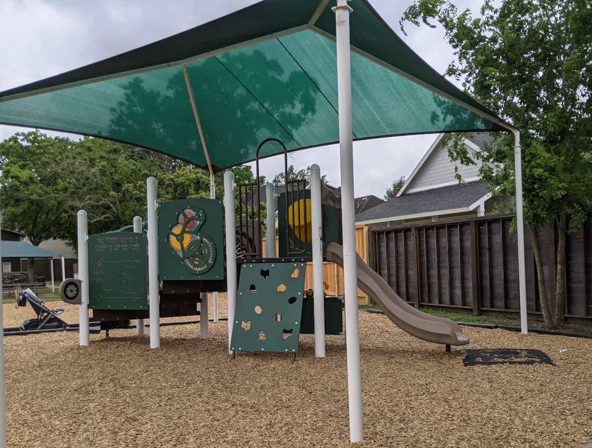 Mulberry Park Playground
